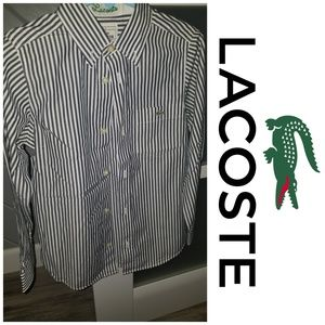 Lacoste Kids Dress Shirt